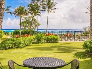 Kapaa Shore Resort  #118, Ocean View, King Bed, Complimentary Wifi & Parking