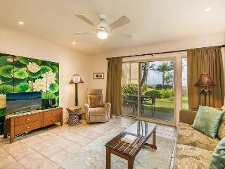 Kapaa Shore Resort #118, Ocean View, Walk to Town, Bike Path, Comp Wifi & Pkg