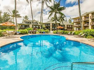 Kaha Lani Resort #326, Oceanfront, Steps to Beach, Free WiFi & Parking