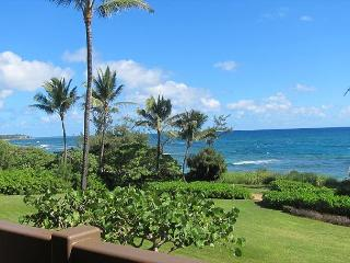 Kaha Lani Resort #224, Ocean Front, Steps to the Beach, Free Wifi & Parking, Lihue
