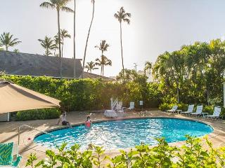 Plantation Hale D11, AC, Walk to shops & restaurants,$95/night SEP/OCT stays!, Kapaa
