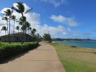 Pono Kai Resort A305, Oceanfront, Walk to Town, Steps to Sandy Beach, Kapaa