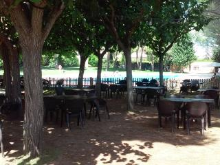 Pueblo turistico zona Montblanc, L'Espluga de Francoli