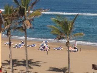 Magnifico apartamento en la playa con wifi, Las Palmas de Gran Canaria
