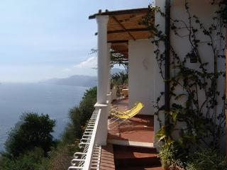 Villa in positano amazing sea view, Positano