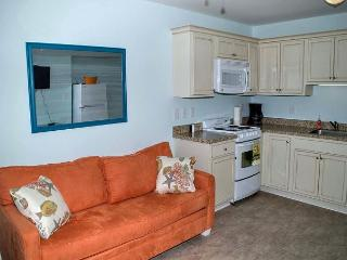 Oceanside, remodeled, one bedroom efficiency w/beach access and pool!, Atlantic Beach