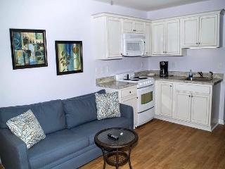 Oceanside, one bedroom efficiency w/beach access and pool!