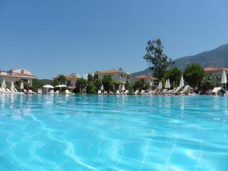 Orka Village Apartment in a beautiful complex and perfect location.