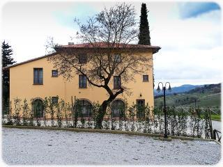 Villa Le Ripe - Appartamento Le Volte, Gambassi Terme