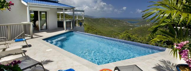 Villa Bordeaux Breeze 2 Bedroom SPECIAL OFFER, Cruz Bay