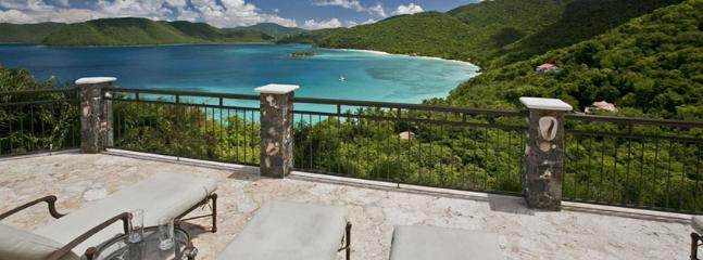 Villa Seacove 5 Bedroom (Located On St. John's Prominent North Shore, This Five