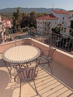Apartment  located in Vrboska, small town and harbor on the northern coast of the island Hvar