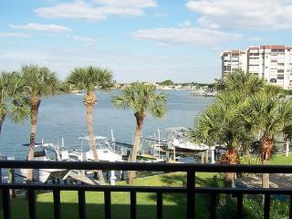 Waterfront Treasure Island Florida Beach Condo