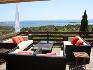 Villa Bonifacio avec vue imprenable sur la mer