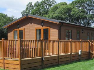 3 Bedroom Deluxe Lodge at Woodlands Park, Hastings