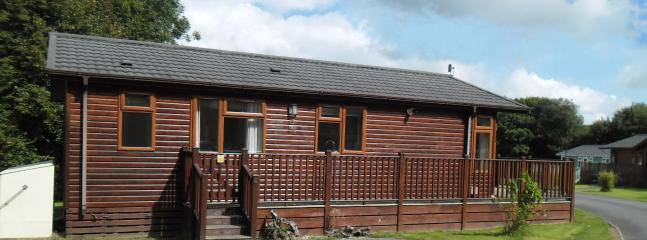 2 Bedroom Luxury Lodge at Hilton Woods, Holsworthy