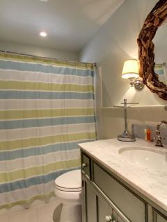 Upper Level Bathroom, South Side