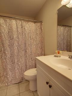 Upper Level Guest Private Bathroom