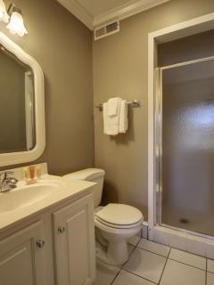 Main guest bathroom