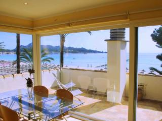 The best penthouse in Puerto de Alcudia
