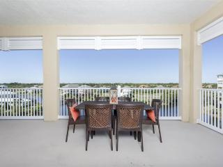 955 Cinnamon Beach, 3 Bedroom, 2 Pools, Elevator, WiFi, Sleeps 6, Palm Coast