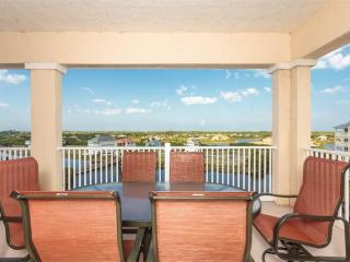 965 Cinnamon Beach, 3 Bedroom, Penthouse, 2 Pools, Elevator, WiFi, Sleeps 8, Palm Coast