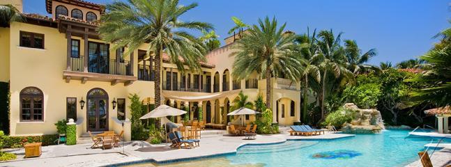 Beautiful Six Bedroom Waterfront Property, Miami Beach