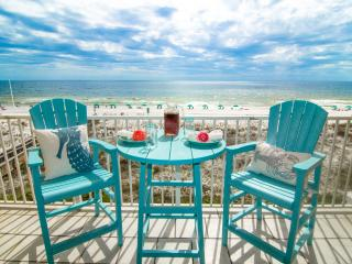 Prettiest GULF FRNT JULY 8-13 OPEN - Sleeps 6!, Fort Walton Beach