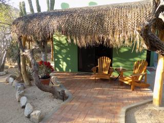 Casa Cactus ~ The Secret Garden, Cabo Pulmo