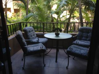 Affordable GEM 1br/1ba w/Tropical Lanai Setting, Steps from ocean & LOCATION!, Napili-Honokowai