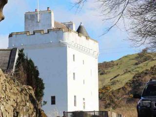 006-Historic Medieval Castle, West Kilbride