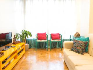 Bright & Cozy 2 Bedroom Apartment in Jardins, São Paulo