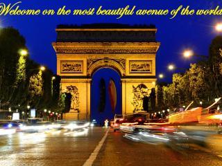 Luxury 500 apt with view on Eiffel Tower, Paris