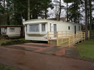 MND Scotland Disabled Caravan, St. Andrews