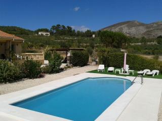 Villa Rosa, cocentaina, Cocentaina