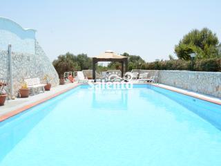 BO009 Villa Carmela A con piscina, Punta Prosciutto