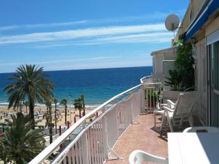 Precioso apartamento  frente del mar en Benidorm