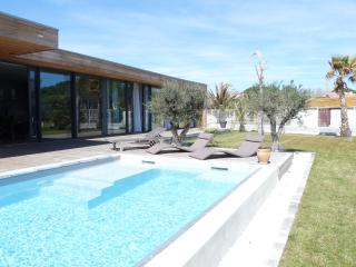 Peaceful villa with pool 300m from the  beach, Le Grau d'Agde