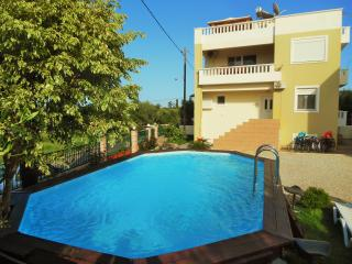 VILLA ATHINA OF KOUROS CHANIA VILLAS