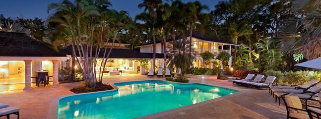 Bluff House at Sandy Lane Estate, Barbados - Ocean View, Pool, Walk to the Beach
