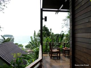 1 bed bungalow with Kata sea view