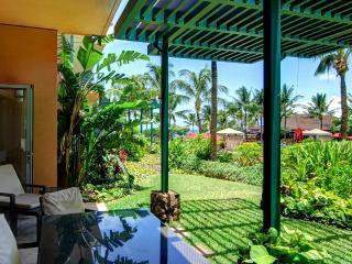 Maui Resort Realty Presents Groundfloor Interior Honua Kai Hokulani 105, Lahaina
