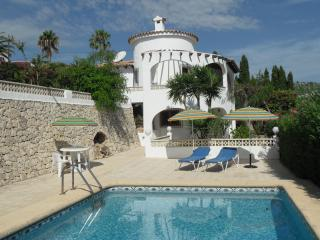 Casa Nina - Moraira villa with private pool - 20% DISCOUNT ON BOOKINGS FOR 2017