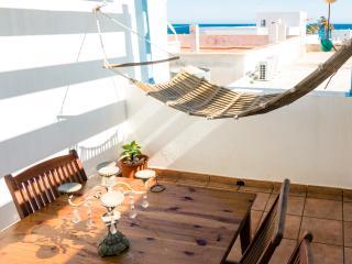 Confort y lujo en zona tranquila con vistas al mar, Las Negras