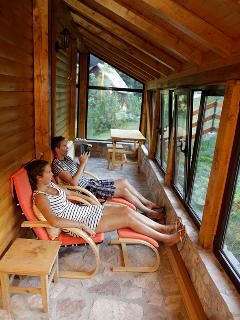 Sun-space: Apartment Enna (accommodates 4-6)