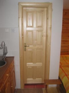 Studio Apartment Yela (accommodates 2)