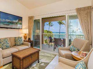 Kauai Kailani 308, Kapaa Oceanfront, Air Condition, Sunrise & Moonrise Views