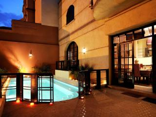 A beautiful luxury town villa in Gueliz, Marrakech, Marrakesch