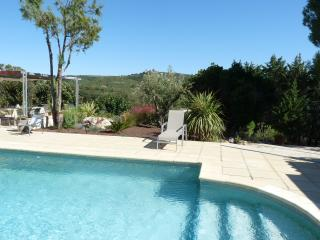 Fabulous views, two independent houses with pool., Aumelas