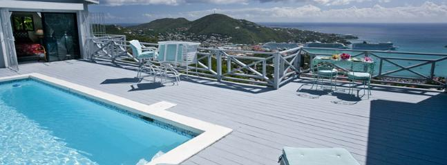 Villa Caribia Cottage 1 Bedroom SPECIAL OFFER, Charlotte Amalie